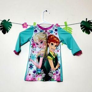 Disney Frozen Princesses Nightgown